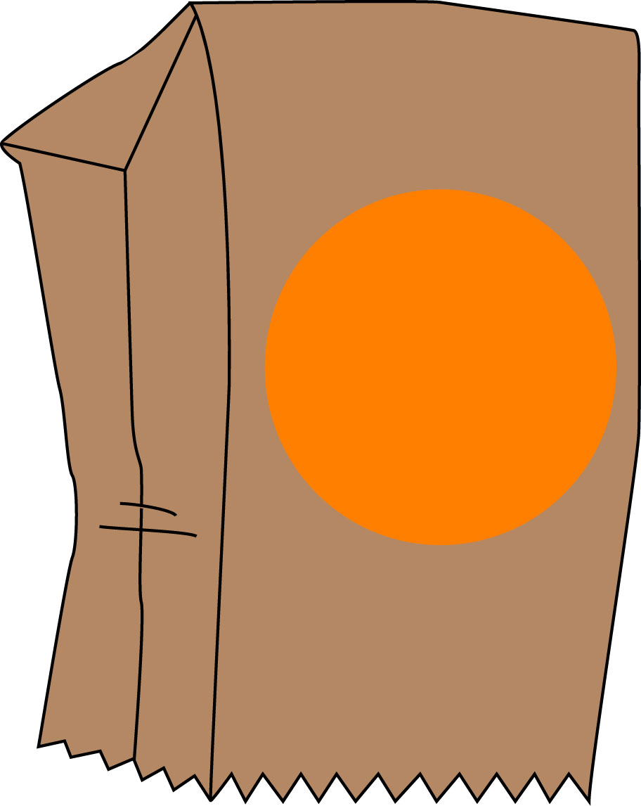 El naranja silencioso